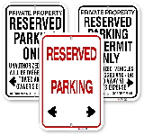 Reserved Parking Only Signs, City of Toronto Muncipal Code Chapter 915